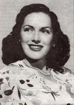 Jinx Falkenburg appeared on the covers of more than 60 magazines in the 1930s and 40s and was for a time the highest paid model in the US