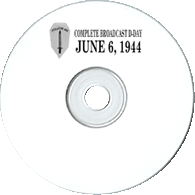 Complete Broadcast 1944 (D-Day Invasion of Normandy CBS)