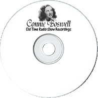 Connie Boswell Collection