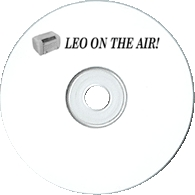 Leo is on the Air