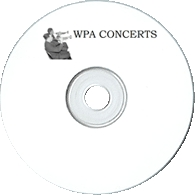 WPA Concerts