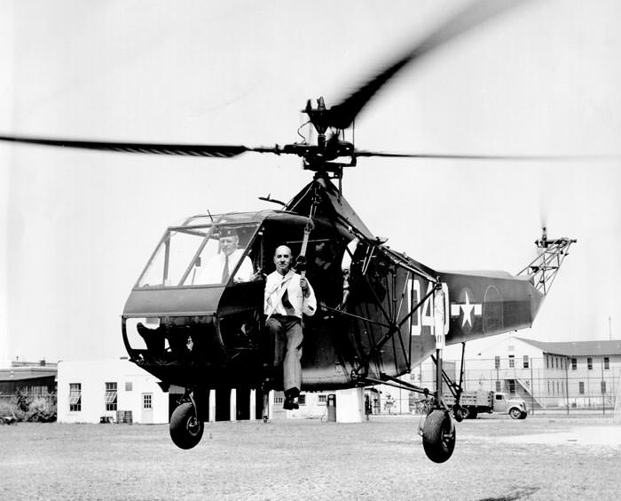 1944 Helicopter