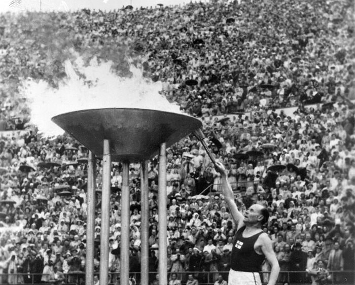 1952 Olympic Torch