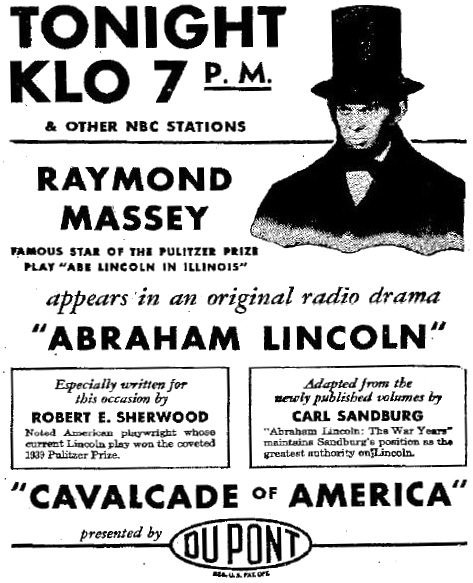 The Cavalcade Of America | Drama | Old Time Radio Downloads