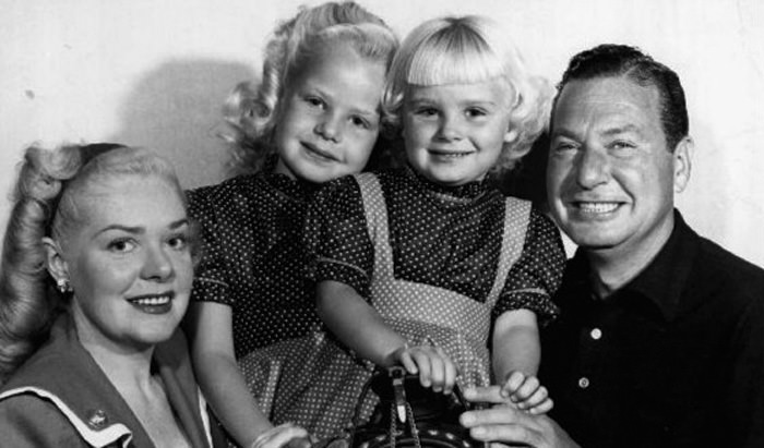 Phil Harris Alice Faye & Kids