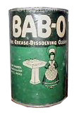 Bab-O Cleaner