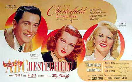 Chesterfield Ad 1948