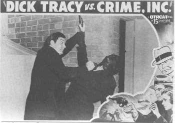 Dick Tracy vs Crime, Inc!
