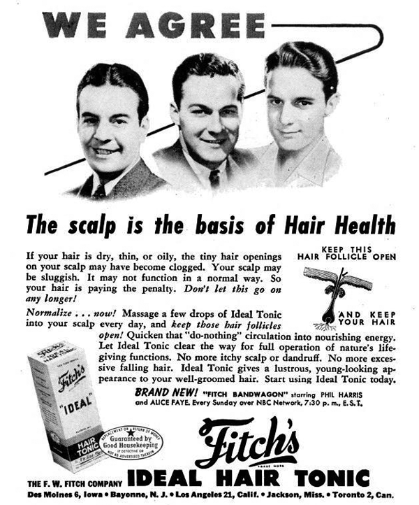 Fitch Hair Tonic