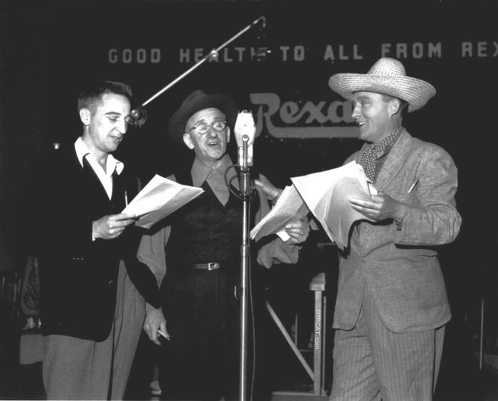 Garry Moore /jimmy Durante Bing Crosby