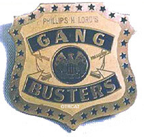Gangbuster Badge