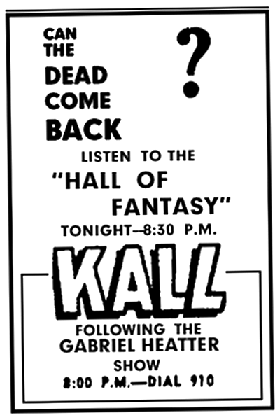 Hall Of Fantasy