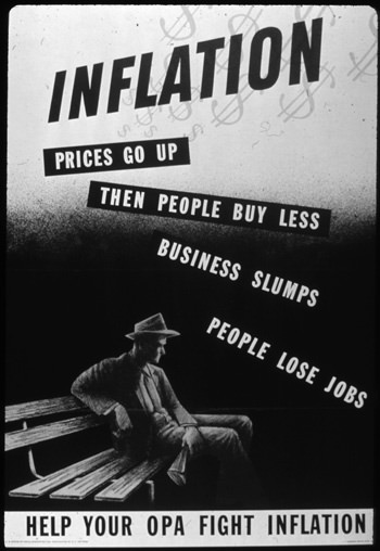 Help Your OPA Fight Inflation 1950