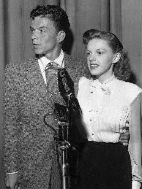 Judy Garland and Frank Sinatra on Danny Kaye Show