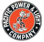 Pacific Power and Light Company Logo