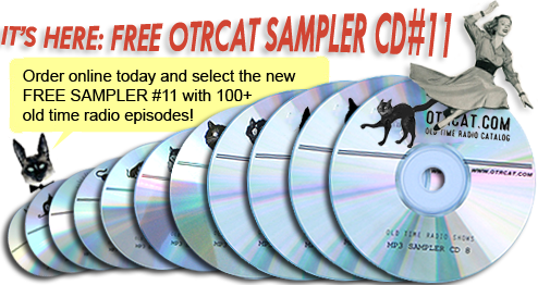 FREE OTRCAT SAMPLER CD#11
