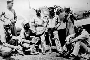 African American Pilots in WWII