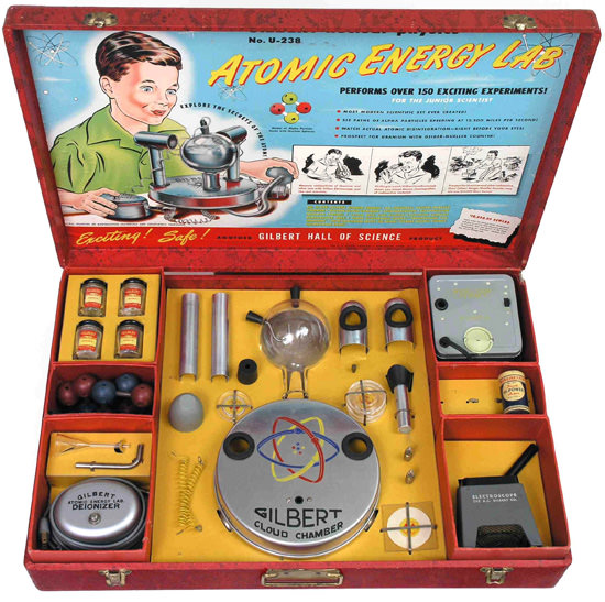 Atomic Energy Lab