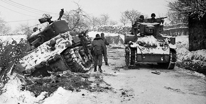 Battle of the Bulge 1945