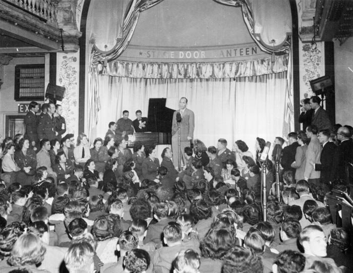 Stage Door Canteen 1944