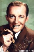 Bing Crosby and pipe