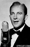Bing Crosby at Mic