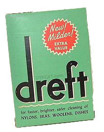 Deft soap, sponsor of the Brighter Day old time radio program