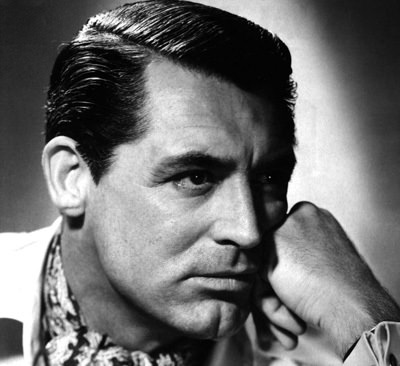 Cary Grant face
