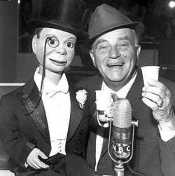 Charlie McCarthy and Edgar Bergen