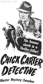 Chick Carter, Boy Detective