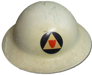 Civil Defense Hat