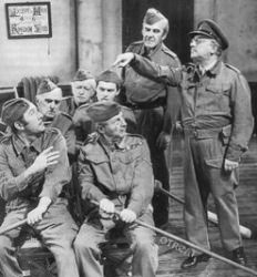Cast of Dad's Army