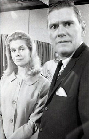 Dick York on Bewitched