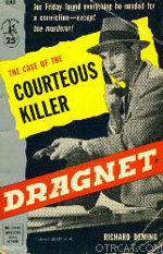 Dragnet Old Time Radio