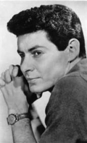 Eddie Fisher hosted the radio version of Coke Time