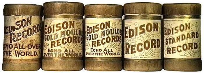 Wax Cylinder Recordings