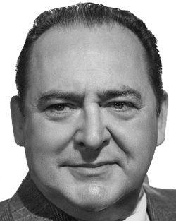 Edward Arnold played the role of all presidents