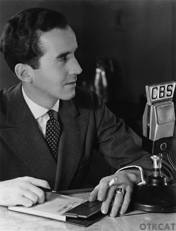 Edward Murrow 1938