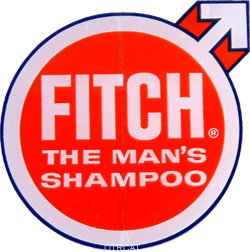 Fitch The Man's Shampoo