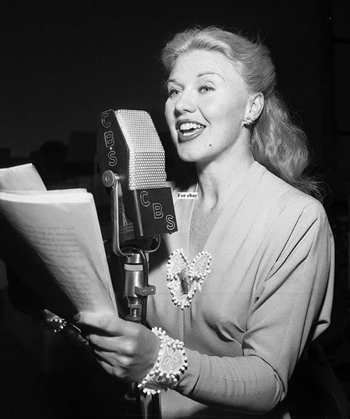 Ginger Rogers on Family Hour of Stars