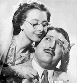 Harold Peary stars as the Great Gildersleeve