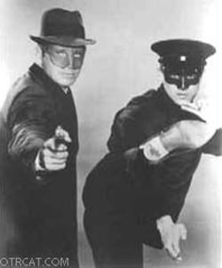 Action packed duo, The Green Hornet and Kato!