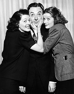 Virginia Verrill, Jack Haley, Lucille Ball