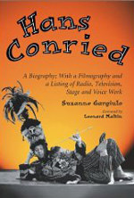 Hans Conried Book