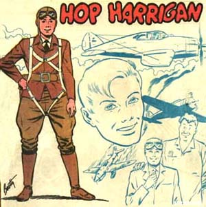 Hop Harrigan Old Time Radio