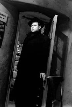 Orson Welles is Harry Lime!