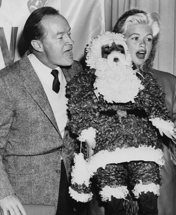 Bob Hope and Jayne Mansfield