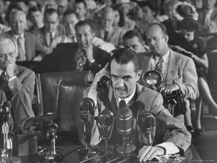 Abc Special Event (Howard Hughes Hearings)