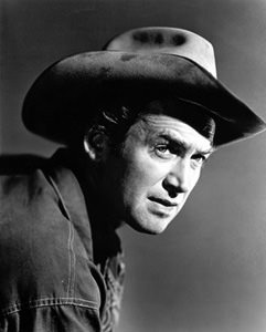 Jimmy Stewart publicity photo