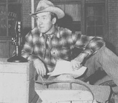 Jimmy Stewart as a Cowboy